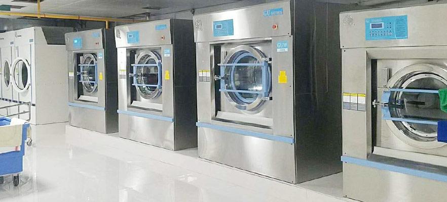 工业洗衣机进水阀故障检修全过程
